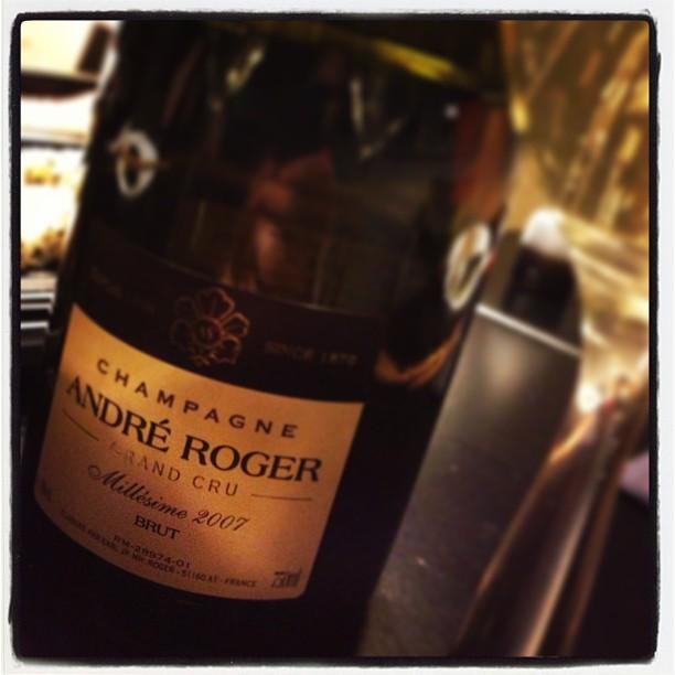 Vintage Champagne André Roger