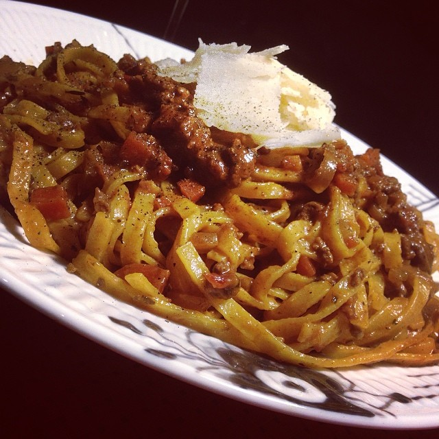 Authentic Ragu Alla Bolognese Spaghetti Bolognese Only Better