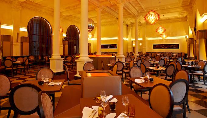 Rilano No. 6 - Main dining room