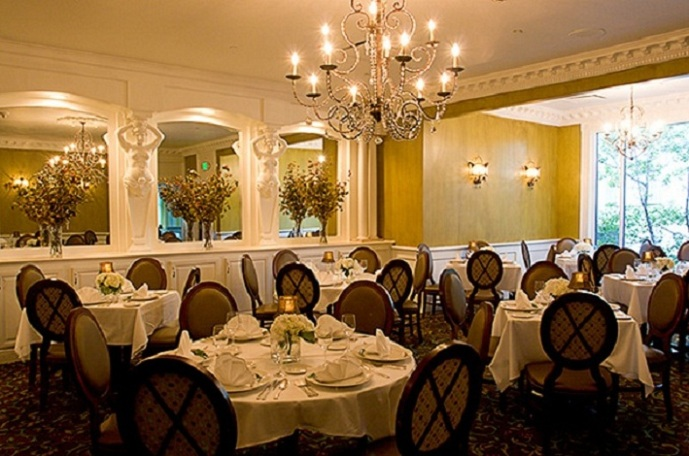 Commander's Palace Dining Room