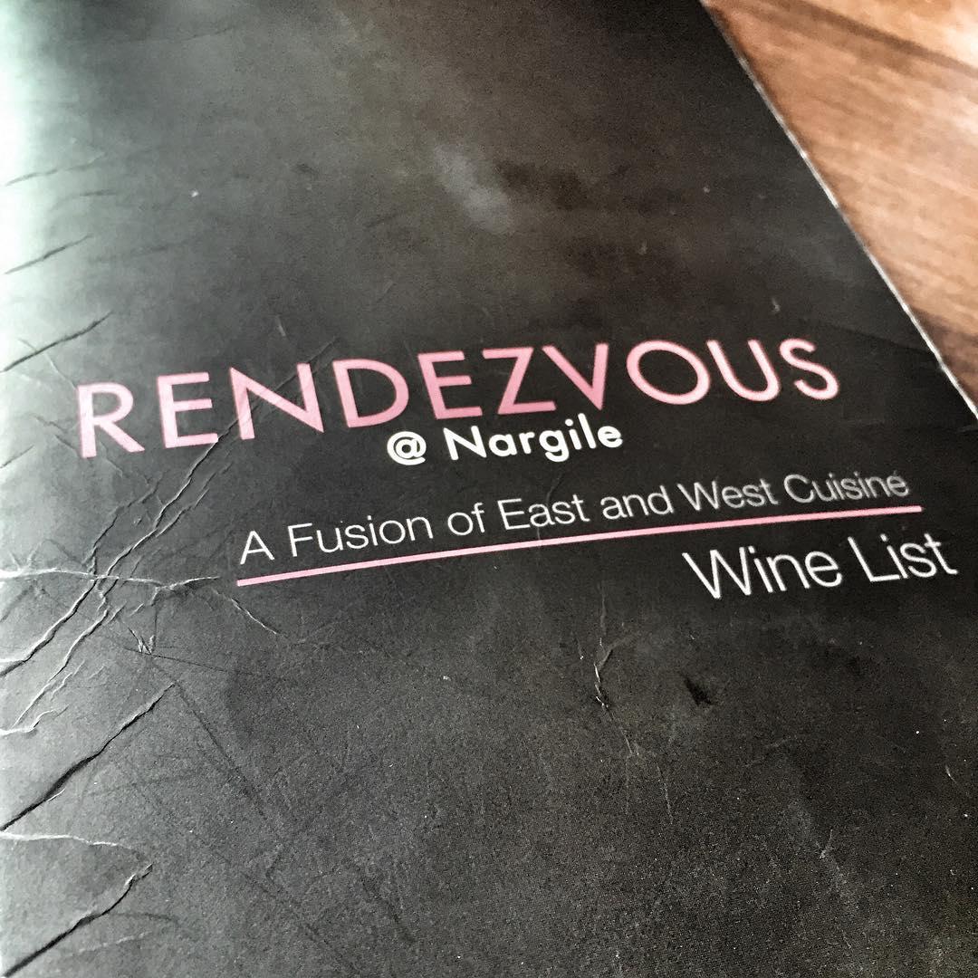 Rendezvous @ Nargile