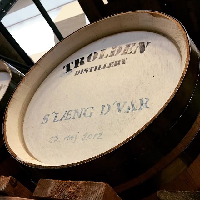 Trolden Danish Whiskey