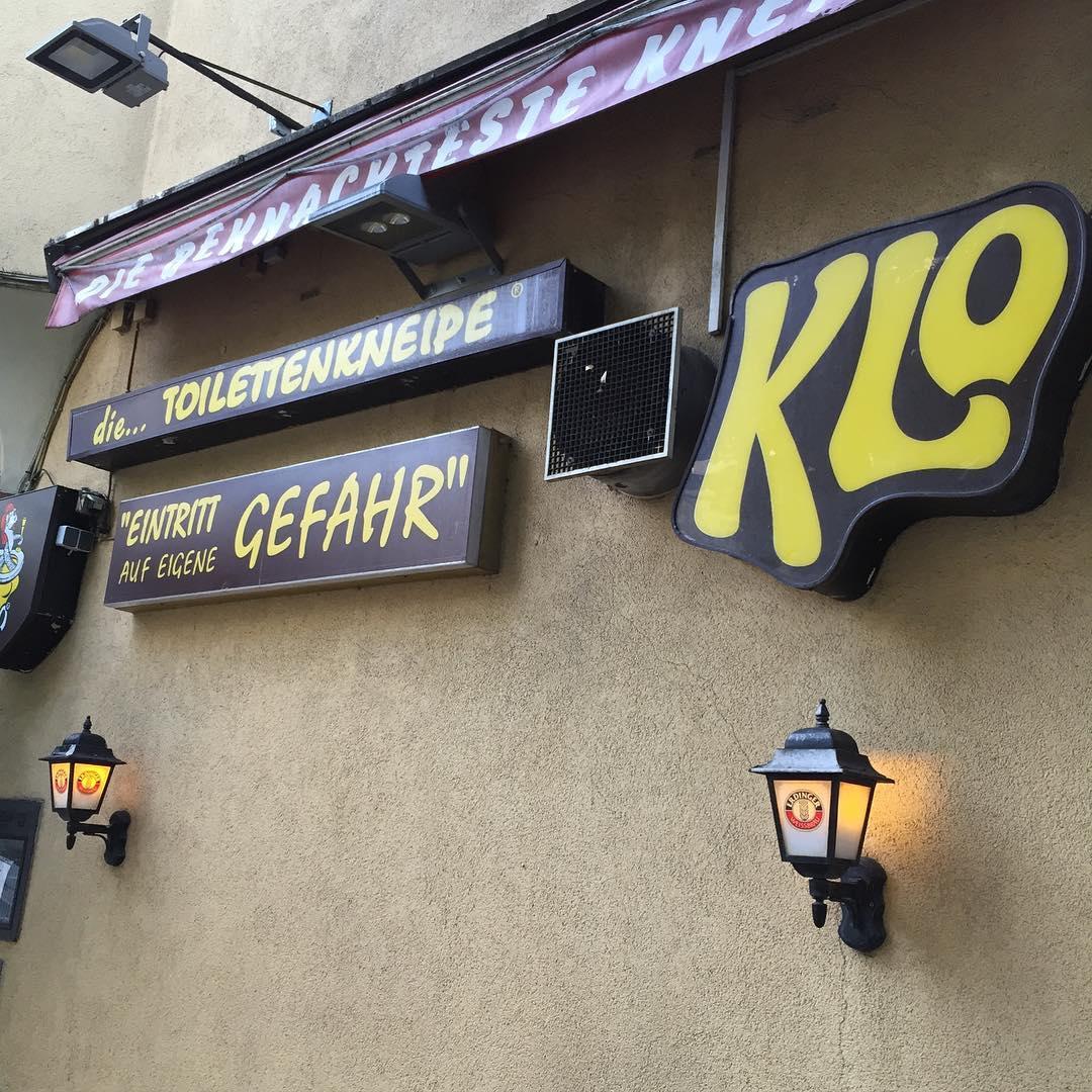 Klo Bar Berlin