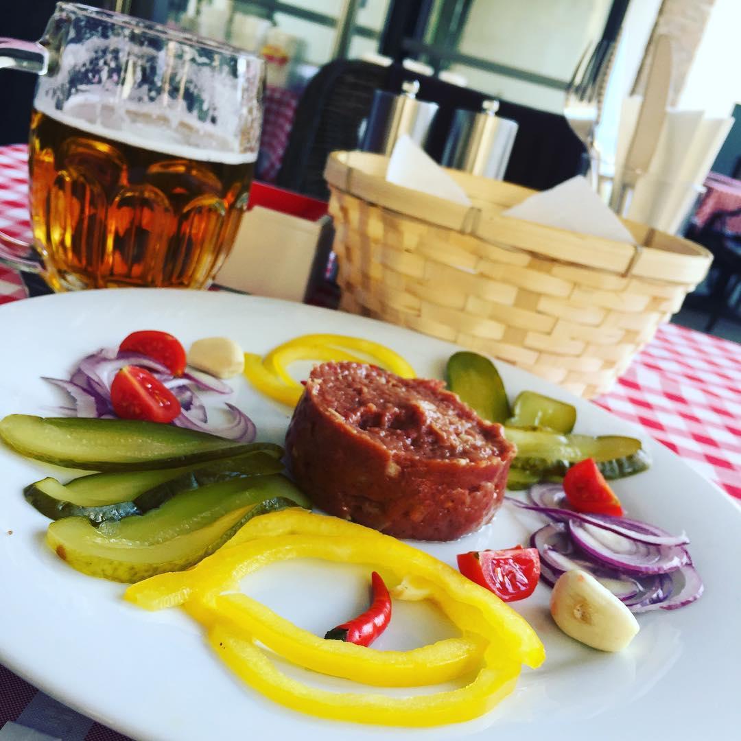 Steak Tartare in Slovakia
