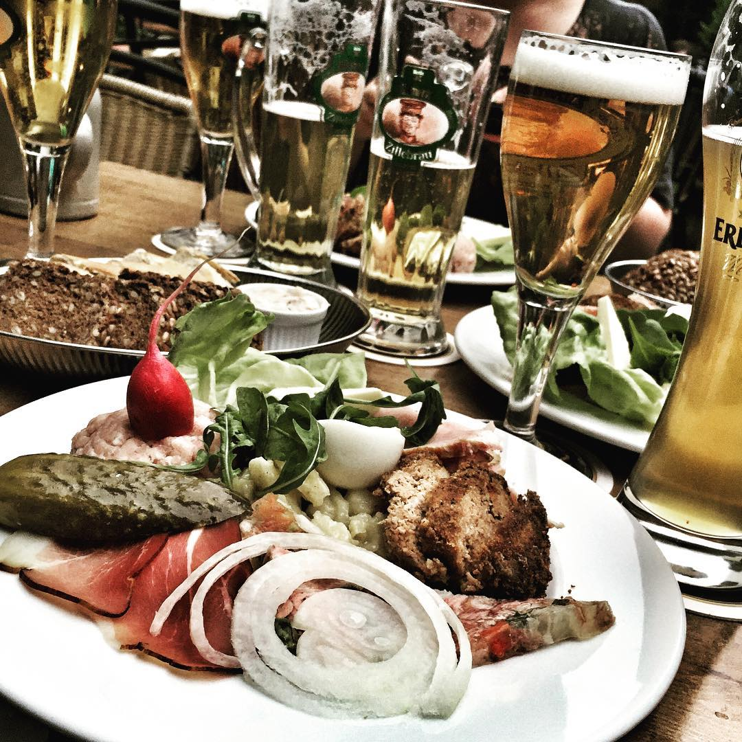 things to eat in central europe