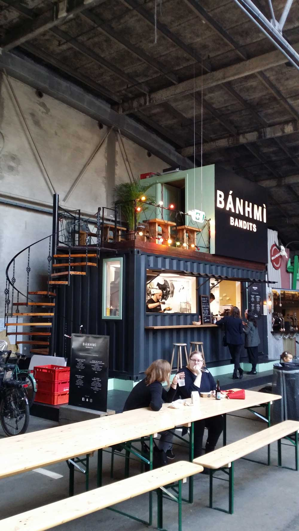 Banh Mi Bandits Aarhus Street Food