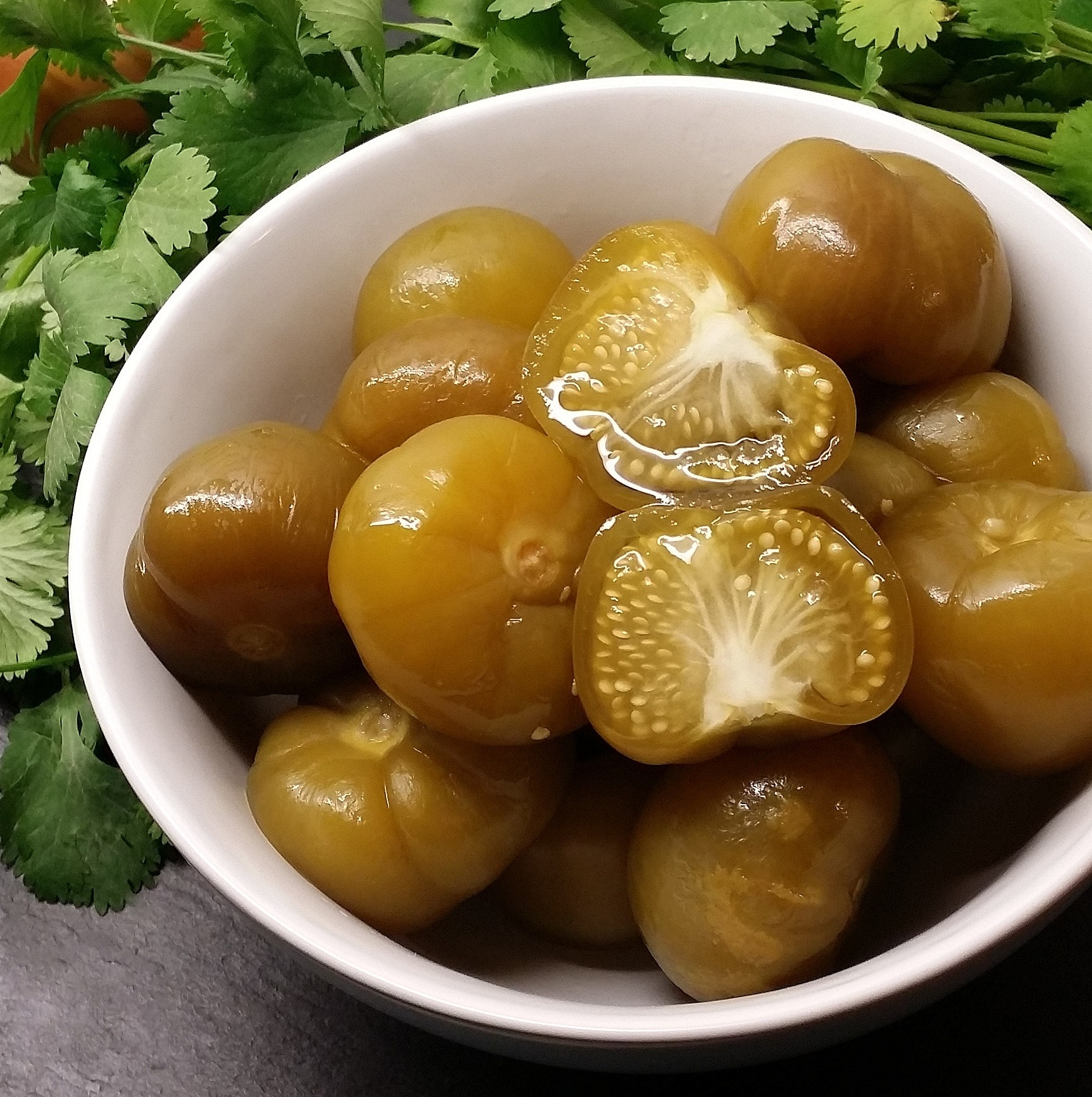 canned tomatillos for salsa verde