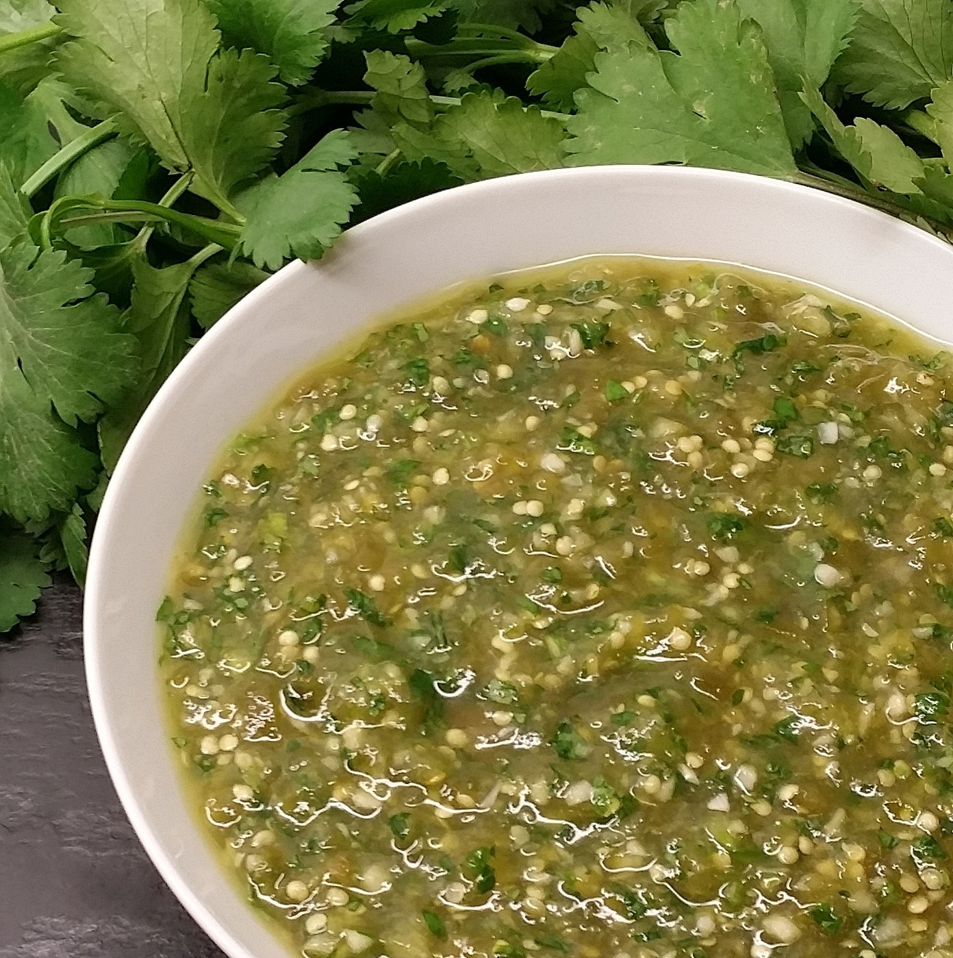 perfect salsa verde