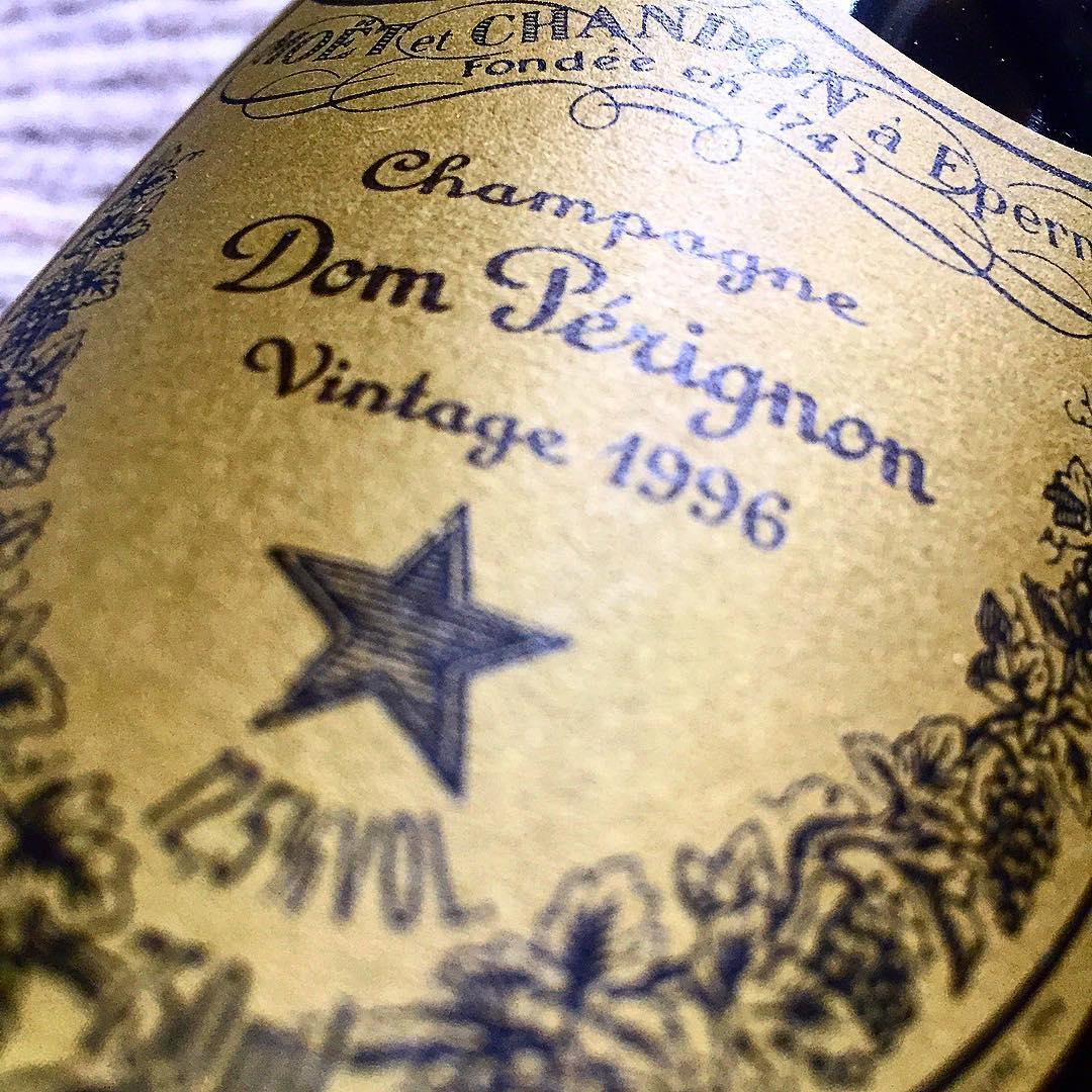 dom perignon 1996 review