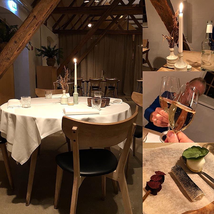 dining room at substans