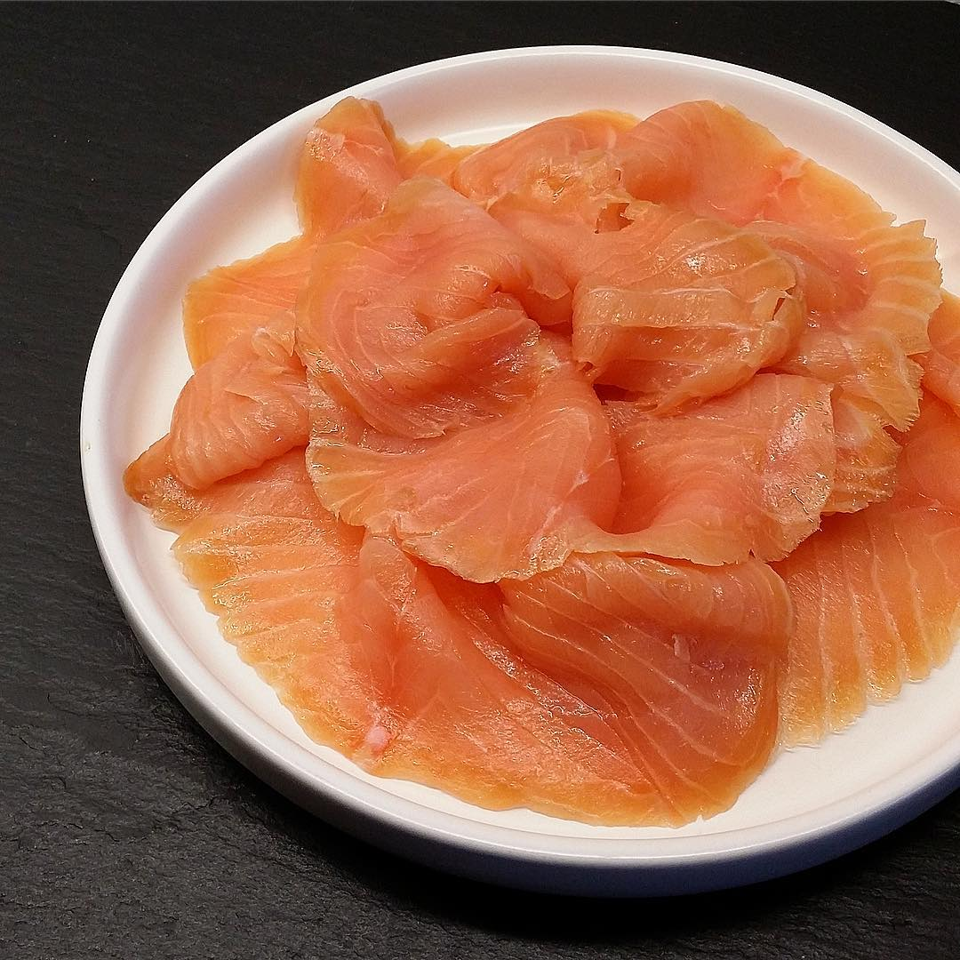 quality smoked salmon from Vega Salmon